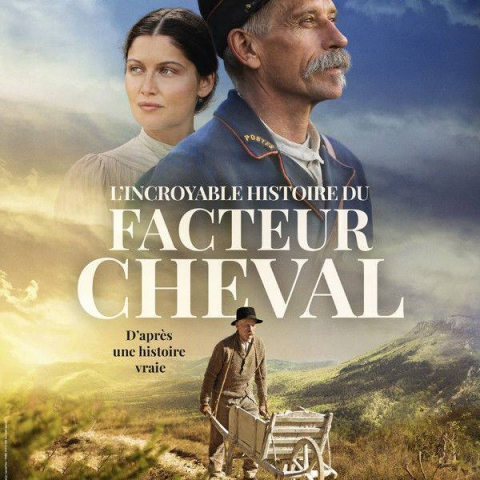 Use of drones in the movie « L'Incroyable Histoire du Facteur Cheval »