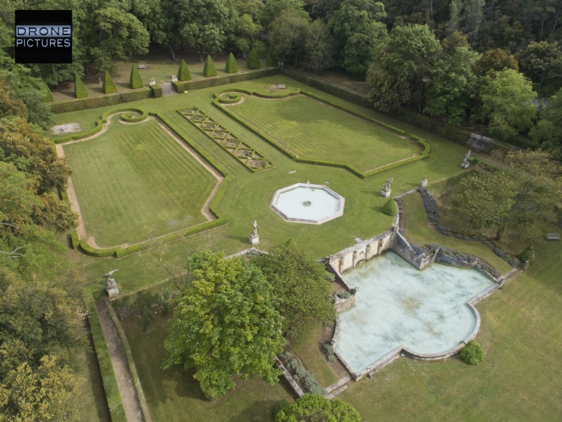 007-Jardins d'Albertas - Monuments Historiques - Bouc-Bel-Air