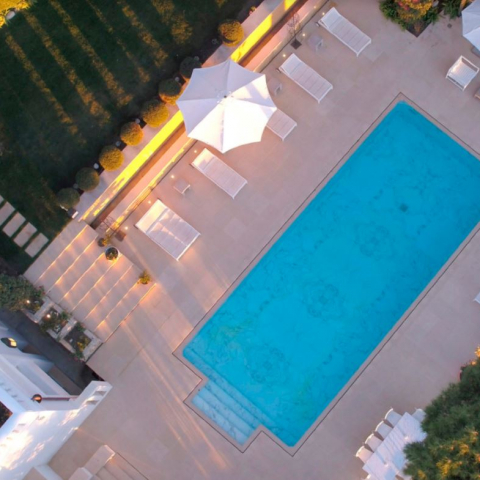 The advantages of the drone in real estate