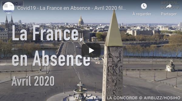 Vignette clip France Confinée © HOsiHO Drone Network