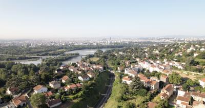 Lyon pilote drone